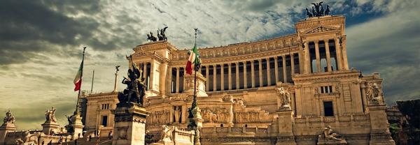 Palace of Rome, Italy